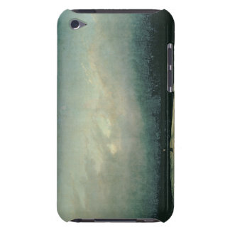 Monk by sea, 1809 Case-Mate iPod touch case