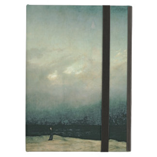 Monk by sea, 1809 iPad air cases