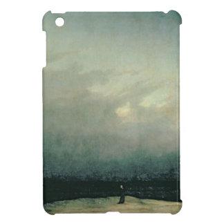 Monk by sea, 1809 iPad mini cover