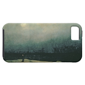 Monk by sea, 1809 iPhone SE/5/5s case