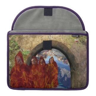 Monk Door Sleeve For MacBooks