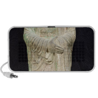 Monk, from Dunhuang, Gansu Province iPhone Speakers