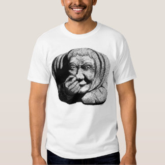 Monk Gargoyle T-Shirt