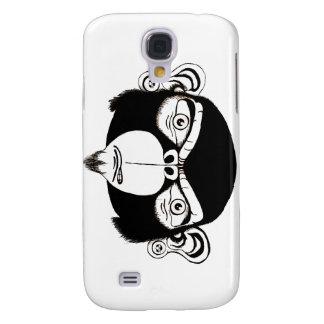 Monk Head Samsung Galaxy S4 Cover