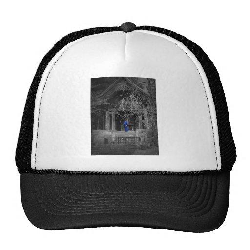 Monk Mesh Hat