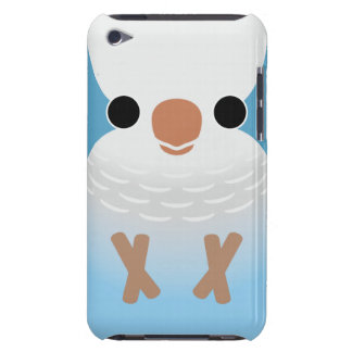 Monk Parakeet (Blue) iPod Touch Covers