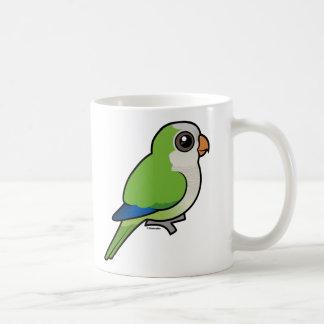 Monk Parakeet Coffee Mug