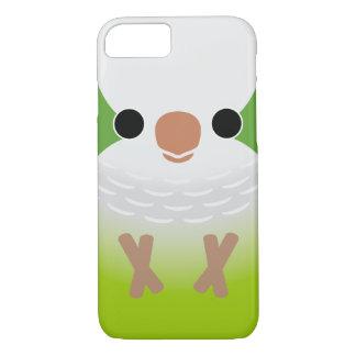 Monk Parakeet iPhone 8/7 Case