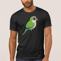 Birdorable Monk Parakeet Men's Alternative Apparel Basic Crew Neck T-Shirt
