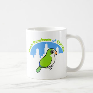 Monk Parakeets of Chicago Coffee Mug