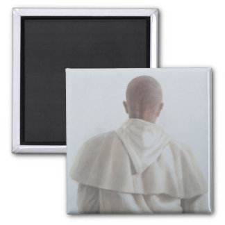 Monk Sant'Antimo II 2012 2 Inch Square Magnet