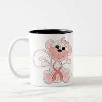 monkey1 Two-Tone coffee mug