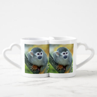 Monkey 004 coffee mug set