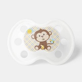 Monkey 0-6 months BooginHead® Pacifier