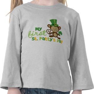 Monkey 1st St. Patrick's Day