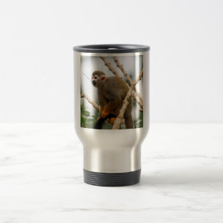 Monkey_2014_1201 Travel Mug