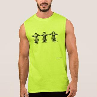 Monkey 29 sleeveless shirt