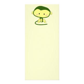 monkey-304258  monkey cartoon character cute ape i rack card