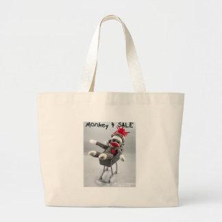 Monkey 4 Sale (by kolohe Kristin) Bag