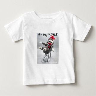 Monkey 4 Sale (by kolohe Kristin) Infant T-Shirt