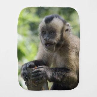 monkey-92 burp cloths