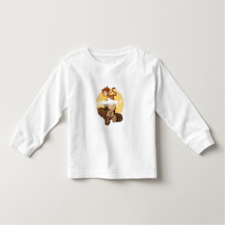 """Monkey/Ape """"How You See Me"""" Toddler Long Sleeve Tee Shirt"""
