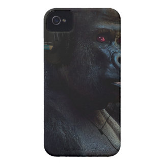 Monkey Ape Music Fun iPhone 4 Case-Mate Cases