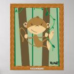 Monkey Around! Posters