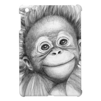Monkey - Baby Orang outan 2016 G-121 Cover For The iPad Mini