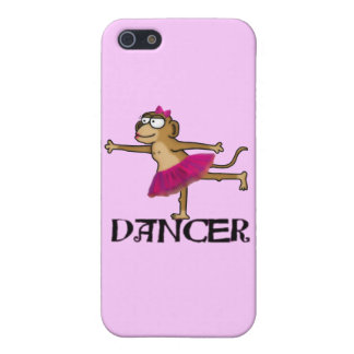 Monkey Ballet Cover For iPhone SE/5/5s