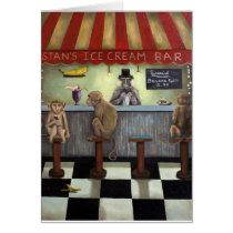 Monkey Bar Card