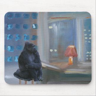 Monkey Bar Mouse Pad