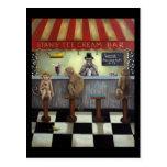 Monkey Bar Postcard