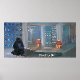Monkey Bar Poster