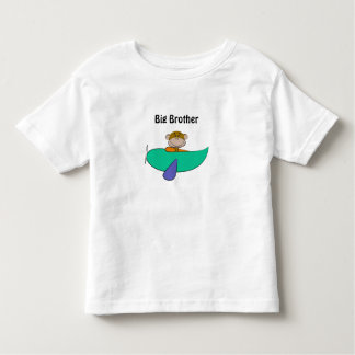 Monkey Big Brother Toddler T-shirt