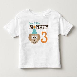 Monkey Birthday T-Shirt