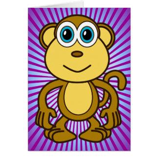 Monkey Bizness Design Card