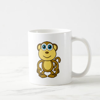 Monkey Bizness Design Coffee Mug