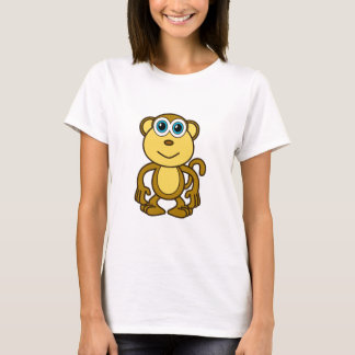Monkey Bizness Small Design T-Shirt