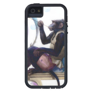 Monkey Blowing Bubbles Case For iPhone 5/5S