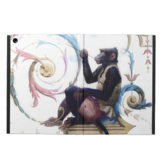 Monkey Blowing Bubbles Cover For iPad Air
