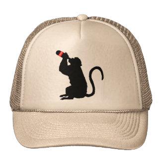 Monkey Booze Trucker Hat