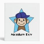 Monkey Boy Binder