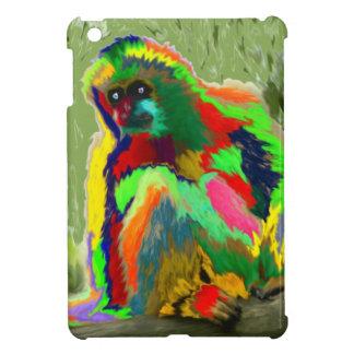 Monkey (brushed) iPad mini cover