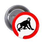 Monkey Business Buttons