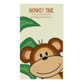 MONKEY Business Card