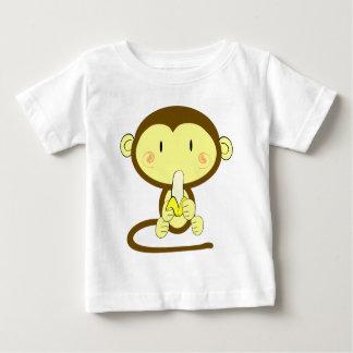Monkey Business - Customized Baby T-Shirt