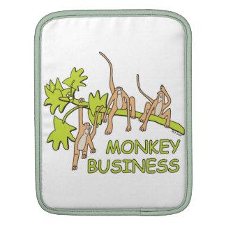 Monkey Business iPad Sleeve