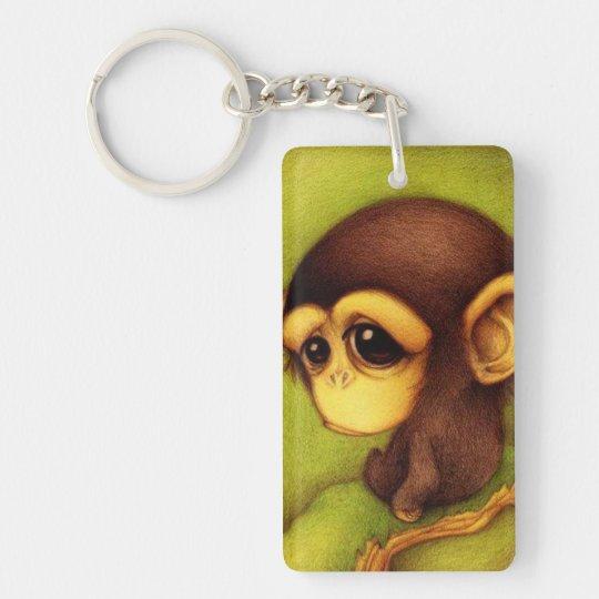 Monkey Business Keychain