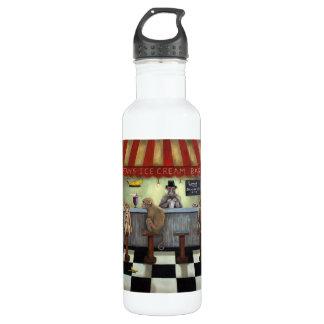 Monkey Business Stainless Steel Water Bottle